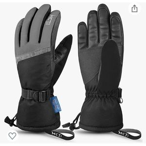 Hp! #1 best seller in skiing+snowboarding gloves